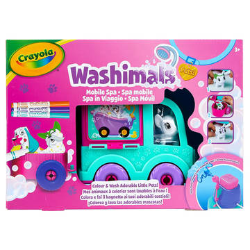 Crayola Washimals: Mobil kutyakozmetika - . kép