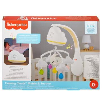 Fisher-Price: Nyugtató felhők kiságyforgó - . kép