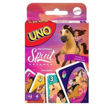 Spirit: Joc de cărți UNO - cu instrucțiuni în lb. maghiară