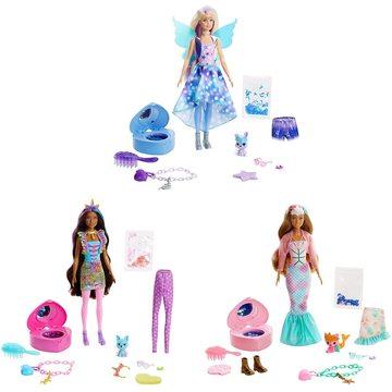 Barbie: Color Reveal mágikus meglepetés, többféle - . kép