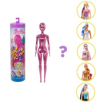 Barbie: Color Reveal meglepetés baba - Csillámvarázs