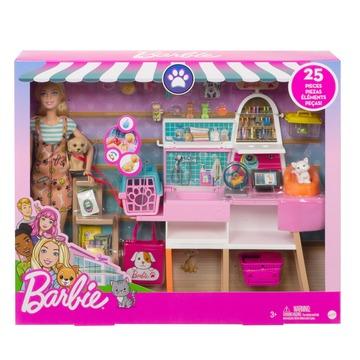 Barbie: Kisállat bolt kiegészítőkkel - . kép