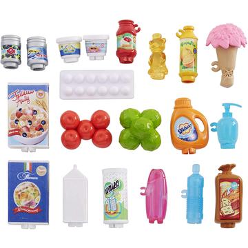 Barbie: Nagybevásárlás játékszett - . kép