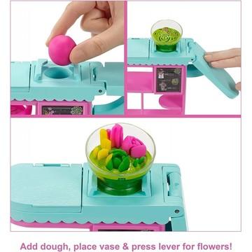 Barbie: Virágkötő játékszett - . kép