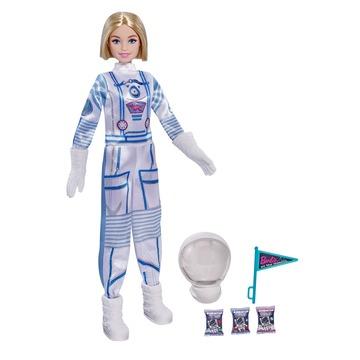 Barbie Careers: Set de joacă deluxe - Astronaut blond