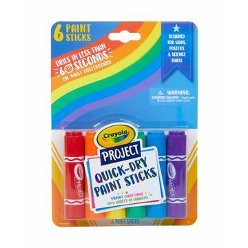 Crayola: Festőstift 6 darab