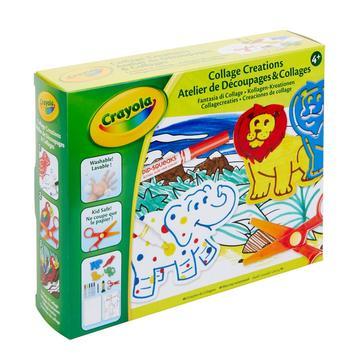Crayola: Kollázs Kreáció rajzoló készlet