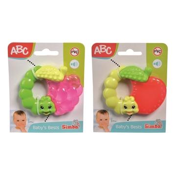 ABC hűsítő gyümölcs rágóka - kétféle