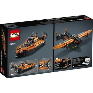 LEGO Technic: Légpárnás mentőjármű 42120 - . kép