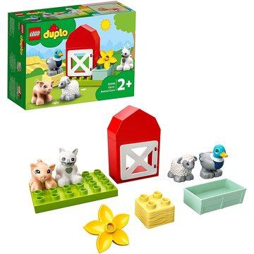 LEGO DUPLO Town: Állatgondozás a farmon 10949