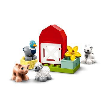 LEGO DUPLO Town: Állatgondozás a farmon 10949 - . kép