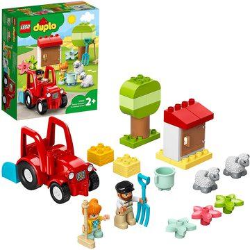 LEGO DUPLO Town: Farm traktor és állatgondozás 10950