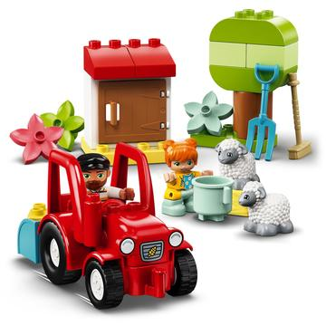 LEGO DUPLO Town: Farm traktor és állatgondozás 10950 - . kép