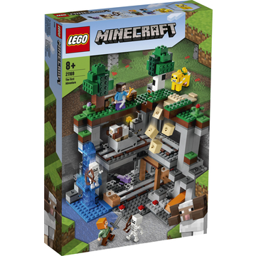 LEGO Minecraft: Az első kaland 21169 - . kép