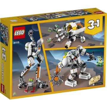 LEGO Creator: Űrbányászati robot 31115 - . kép