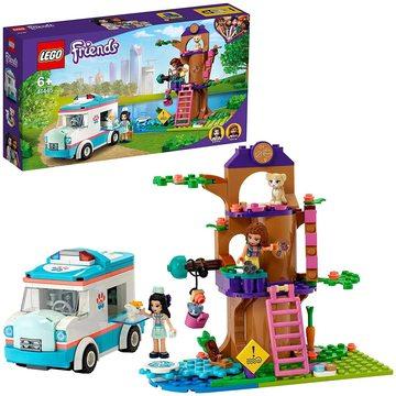 LEGO Friends: Állatklinika mentő 41445