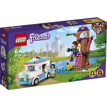 LEGO Friends: Állatklinika mentő 41445 - . kép