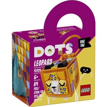 LEGO DOTS: Leopárdos táskadísz 41929 - . kép