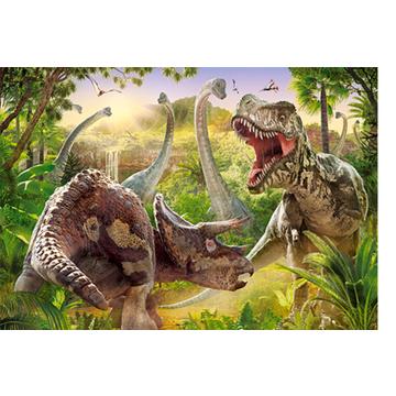 Castorland: Dinoszauruszok harca 180 darabos puzzle - . kép