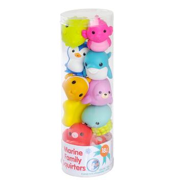 Playgo: Vizet spriccelő puha vízi állatkák - . kép