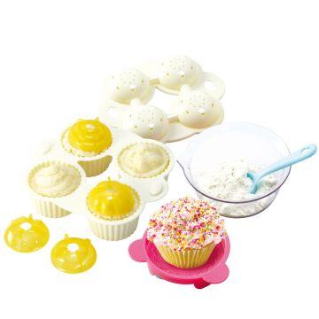 Playgo: Cupcake készítő készlet - . kép