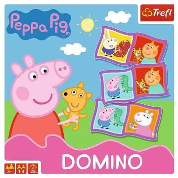 Trefl: Peppa malac dominó