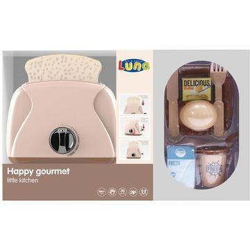 Luna: játék kenyérpirító - kétféle - . kép