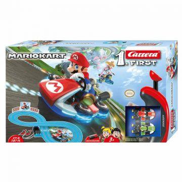 Carrera First: Pistă de curse Mario Nintendo - 63026 - .foto