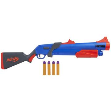 Nerf: Fortnite Pump SG szivacslövő fegyver - . kép