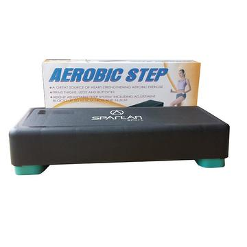 Spartan: Step Up Board - step pad állítható magassággal