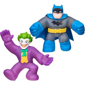 Heroes of Goo Jit Zu: set cu 2 piese - Batman vs Joker - .foto