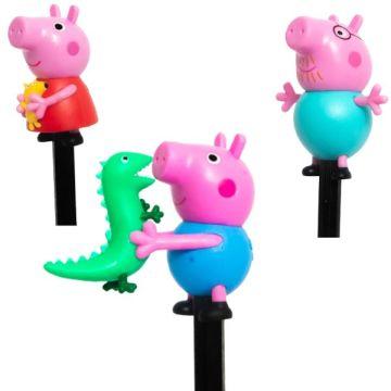 Peppa Pig: ornament creion - diferite