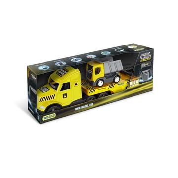 Wader: Magic Truck Basic - camion cu autobasculantă - .foto