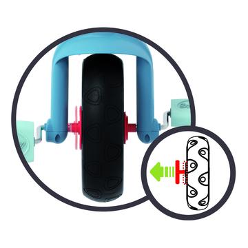 Smoby: Be Move Comfort szülőkaros tricikli - világos kék - . kép