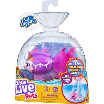 Little Live Pets: Seaqueen úszkáló halacska - 2. széria