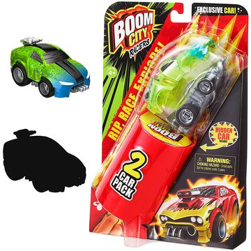 Boom City Racers: Hot Mamale! Dupla csomag - többféle - . kép