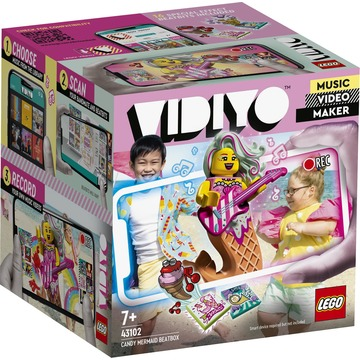 LEGO VIDIYO: Candy Mermaid BeatBox 43102 - . kép