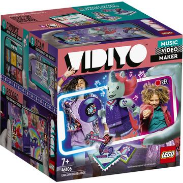 LEGO VIDIYO: Unicorn DJ BeatBox 43106 - . kép