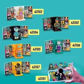 LEGO VIDIYO: Party Llama BeatBox - 43105 - .foto
