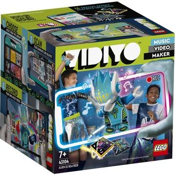 LEGO VIDIYO: Alien DJ BeatBox 43104 - . kép