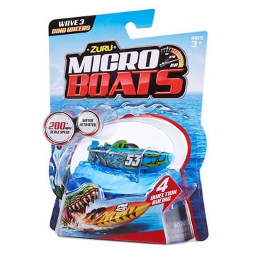 Micro Boat: Mini motorcsónak 3. széria - többféle