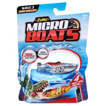 Micro Boat: Mini motorcsónak 3. széria - többféle - . kép