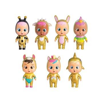 Cry Babies: Varázskönnyek meglepetés baba arany házikóban - 1. széria - . kép