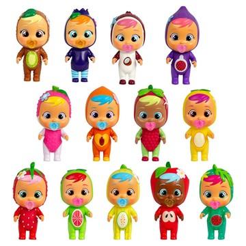 Cry Babies: Varázskönnyek Tutti Frutti illatos meglepetés baba - 1. széria - . kép