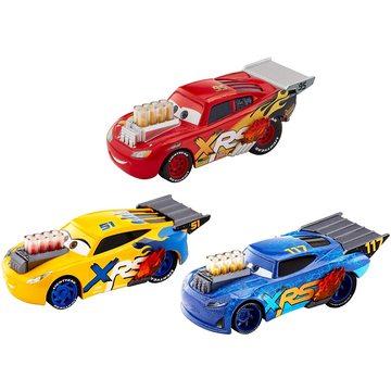 Disney Pixar: Verdák Xtreme Racing 3 darabos kisautó szett, 1:55