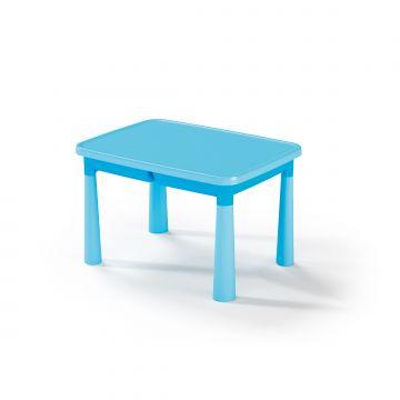 Műanyag asztal - világoskék