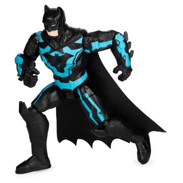 DC Batman: Bat-Tech Batman akciófigura kiegészítőkkel - . kép