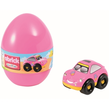 Écoiffier: kisautók tojásban - többféle - . kép