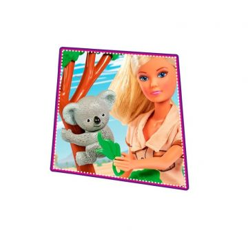 Steffi Love: Steffi baba koala családdal - . kép