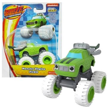Láng és a szuperverdák: Monster Engine - Pickle - . kép